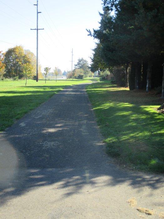 Columbia City Bike Path 1
