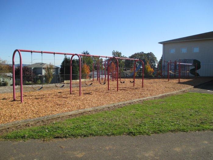 Columbia City School Playground